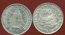 INDONESIE  100 rupiah 1978   ( bis )