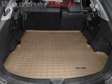 WeatherTech Cargo Liner Trunk Mat for Mazda CX-9 - 2007-2015 - Tan