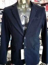 Giacca uomo Don Touch in stoffa elasticizzata gomiti con toppe in tinta art 8805