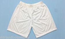 FOOTEX Stock 10 Pantaloncino Calcio Calcetto Misura L Bianco Poliestere