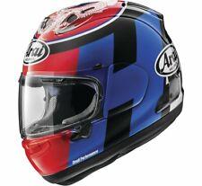 New Arai Corsair-X Haslam Blue Full Face Motorcycle Helmet XS-2X