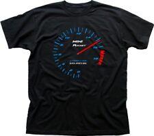 Yamaha inspired R6 YZF Super Sports bike motorcycle clock black t-shirt FN9413