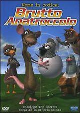 Dvd + Libro **NOME IN CODICE BRUTTO ANATROCCOLO** nuovo 2006