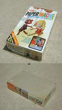 Remco Paper Mache Marionette Craft Set Vintage 1968 (MISB) Still Factory Sealed