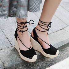 Original Pumps Women's High Wedge Heels Platform Clubwear Shoes Party