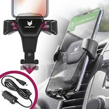 Auto Handyhalterung + KFZ Ladekabel Smartphone Halter | Universal Halterung