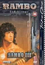 Rambo 3 (DVD, 2002)new/sealed,free postage uk