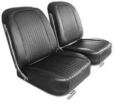 1963 Corvette C2 Seat Covers (LEATHER) Choose Color