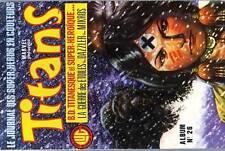BD TTBE/NEUF : TITANS RELIE N° 26 ( 76 77 78 )