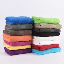 6tlg Singleset Qualitätsfrottee 100% Baumwolle 500g/qm einfarbig