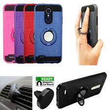 Phone Case for LG Premier Pro / LG K30 Air Vent Magnetic Car Mount Holder Cover