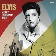 Merry Christmas Baby [RCA] by Elvis Presley (Vinyl, Oct-2016, 2 Discs, Legacy)