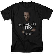 House MD Everybody Lies NBC TV Show T-Shirt Tee