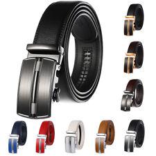 New Automatic Buckle Belt Men's Business Leisure Belt Stylish Guy Comfortable