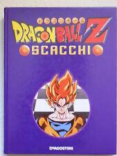 Dragonball Z  Scacchi -  Federico Curti - Vol II - De Agostini - 1999