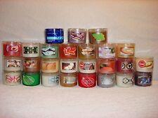 Bath Body Works Slatkin Co. MINI 1.6 oz Candle L-W in Title You Pick One Choice