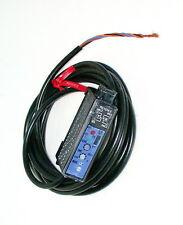 NEW KEYENCE FIBER OPTIC AMPLIFIER 12-24 V MODEL PS2-61P