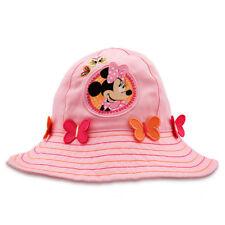 Disney Store Minnie Mouse Clubhouse Pink 3D Girls Swim Hat Kids Size XXS XS