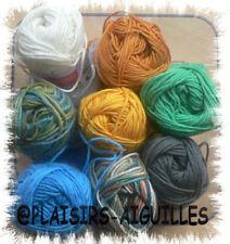 PELOTE DE PHIL THALASSA diverses couleurs neuves à l unité
