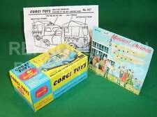 Corgi #474 Wall's Ice Cream Van (musical) - Reproduction Box by DRRB