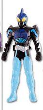 Kamen Rider OOO Figurine Shauta Combo Soft Vinyl Hero - 10 cm - Bandai