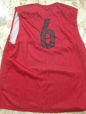 Completo canotta e pantaloncino basket pallacanestro doubleface Kipsta numero 6