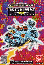 ## SEGA Mega Drive - Xenon 2 Megablast / MD Spiel ##