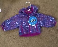 NWT Columbia Girls Whitetail Trail Omni Wick Jacket Pink Sz: 0-3mth