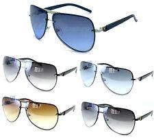 Aviator Sunglasses Khan Mens Shades Women Men Eyewear Lion Logo Turbo