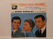 EDDIE BARCLAY BO Film Aimez vous Brhms 72473