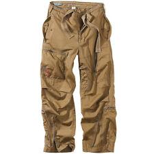 Infantería Excedentes Pantalones Pantalones Combate Hombres Cargces Ejército Anc