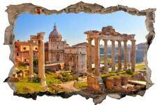 Foro roma italia murales pared Sticker Adhesivo de pared d1346
