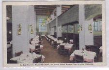 Mayflower Hotel - Ye-Bull-Pen-Inn Restaurant Postcard