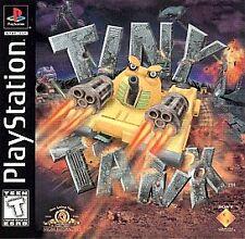 Tiny Tank (Sony PlayStation 1, 1998)