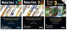 Libro POKER cash special juego de dinero tomo 1,2,3 por unidades o trilogía de