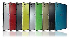 MATT OPACO Adesivo Pelle per Sony Xperia Z2 Wrap Cover Protector caso Decalcomania