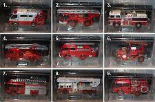 Del Prado-bomberos vehículos del mundo-colección-Collection-modelo - Fire Department