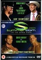 SUMMERSLAM 2004 (DVD, 2008)