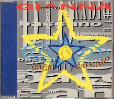 GIANNA NANNINI LORENZO JOVANOTTI  RARO CD SINGLE Radio Baccano MADE in ITALY