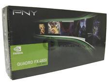NEW PNY nVidia Quadro FX 4800 for MAC 1.5GB DVI Video Card VCQFX4800MACX16-PB