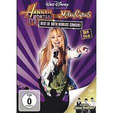 Hannah Montana & Miley Cyrus: Best of Both Worlds Concert (Disney) DVD #10769