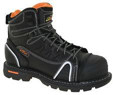 "Thorogood Men's Gen-Flex 6"" Composite Toe Work Boot Black Style 804-6444"