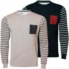 Mens Cotton Jumper D Code 1A-2022 Knitwear Sweater Pullover