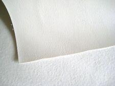 "Marine Vinyl Fabric White Outdoor Upholstry Automotive 30 Yard Roll 54"" Wide"