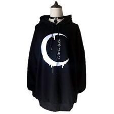 Women Sweatshirt Long Sleeve Hoodies Printed Gothic Pullover Custom Cosplay