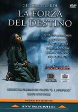 VERDI: LA FORZA DEL DESTINO [DVD VIDEO] NEW DVD