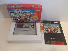SNES Spiele Mario Kart, Donkey Kong, Mana, Donald, uvm. alle OVP mit Anleitung