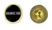 TRIUMPH Dolomite 1500 logo della frizione pin badge scelta di oro/argento