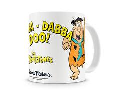 Officially Licensed Merchandise The Flintstones- Yabba-Dabba-Doo Coffee Mug