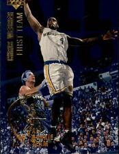 1994-95 Upper Deck Basketball Card Pick 1-250